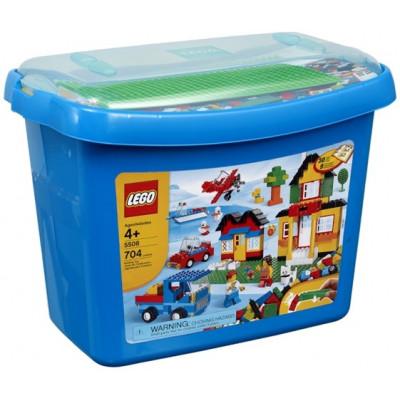 Lego Deluxe Brick Box 5508-1 Б/У